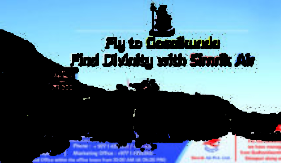 Fly to Gosaikunda- Find Divinity with Simrik Air
