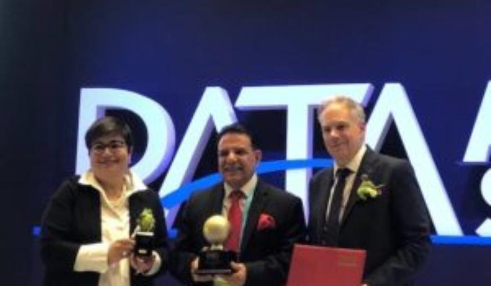 Temple Tiger Group of Companies: Basant Raj Mishra gets lifetime award by PATA