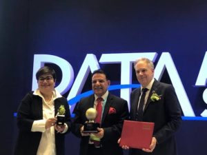 mishra gets lifetime award from pata